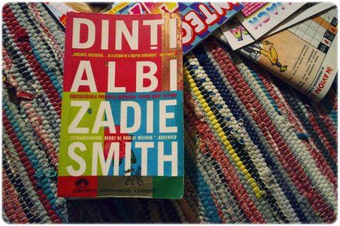 Zadie Smith – Dinți albi