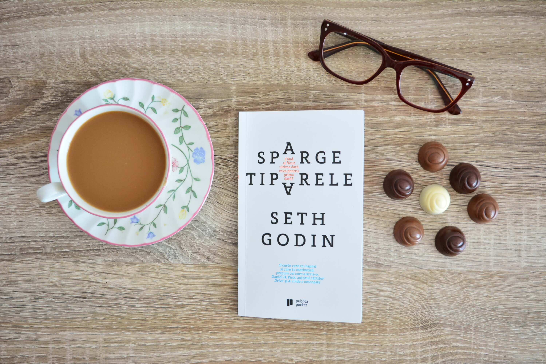 Seth Godin Sparge tiparele