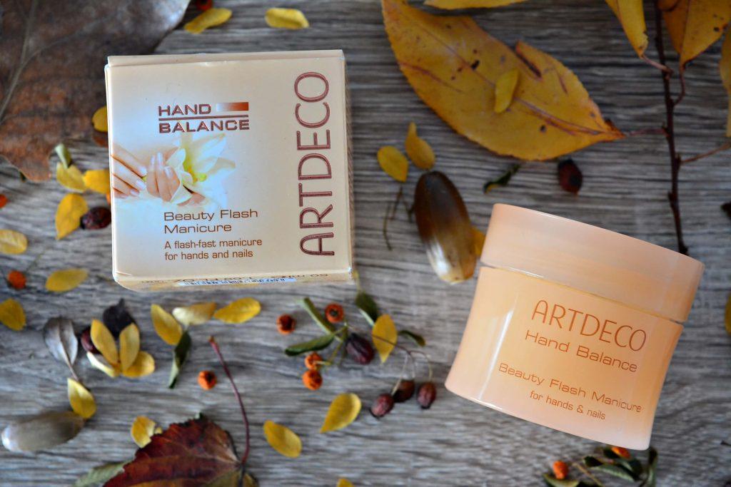 Crema exfolianta de mâini ARTDECO Hand Balance