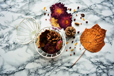 DIY Autumn homedeco