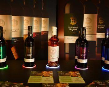 Degustare de vin Domeniul Bogdan si branzeturi frantuzesti la Craft Pub