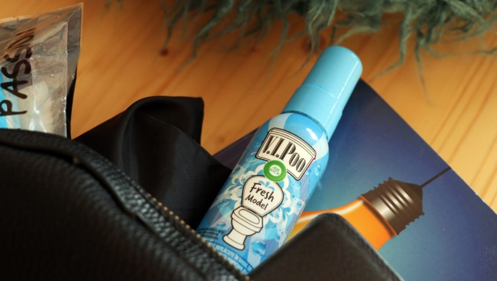 V.I.Poo spray de la AirWick