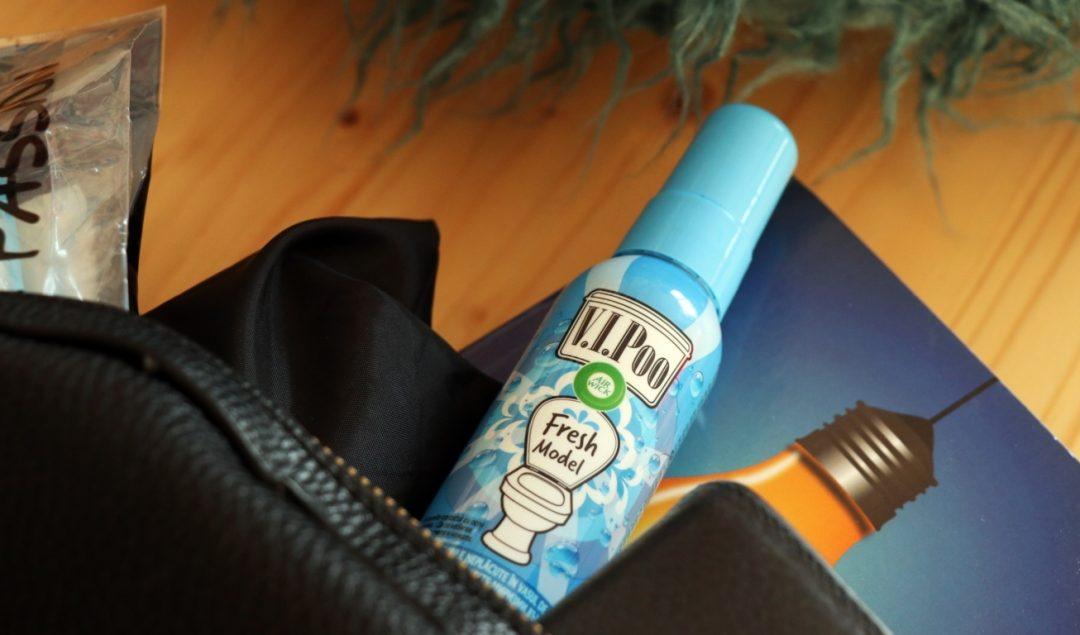 V.I.Poo spray de la AirWick