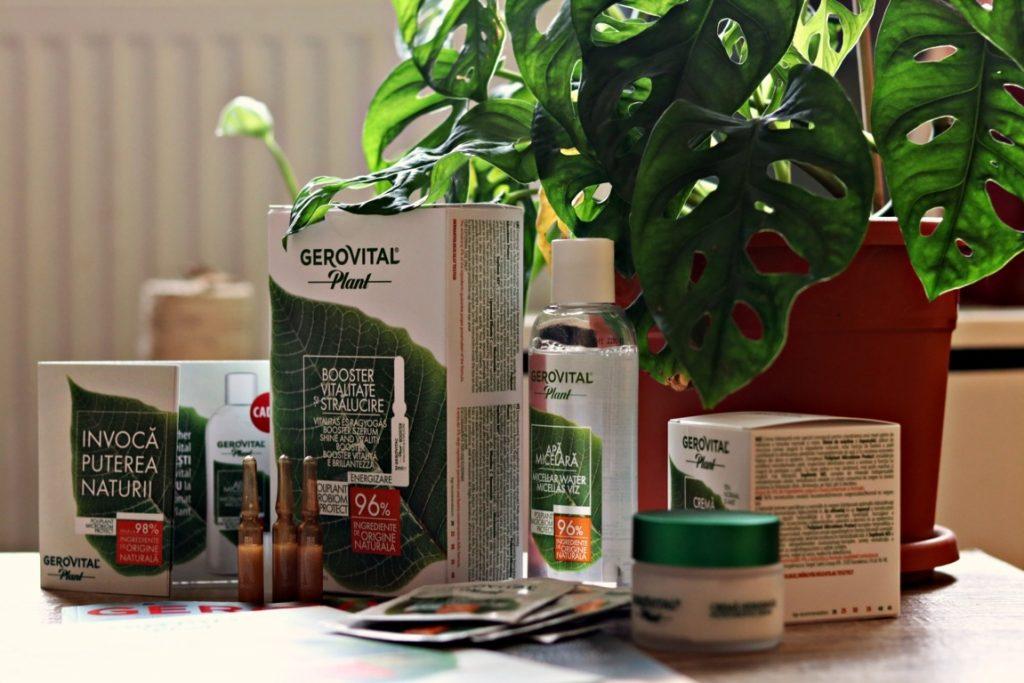 Gerovital Plant cu microbiom protect