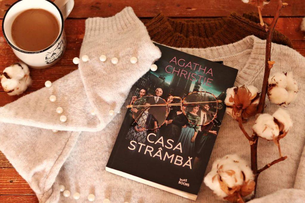 Agatha Christie Casa Stramba