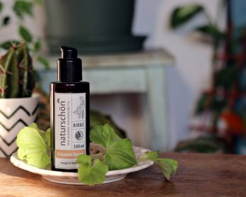 Serum natural pentru păr