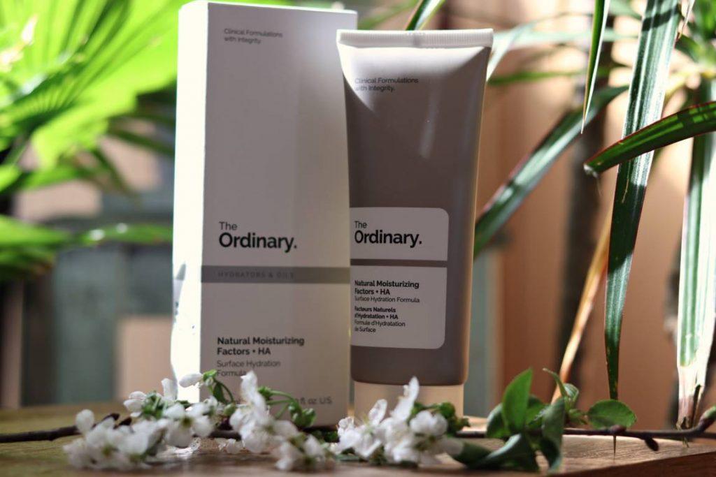 The Ordinary crema hidratantă Natural Moisturising Factors