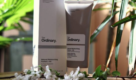 The Ordinary crema hidratantă Natural Moisturising Factors