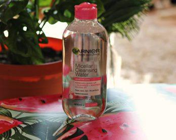 Apa micelara Garnier pentru piele sensibila