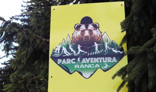 Parc Aventura Ranca