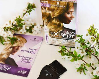 Noua vopsea de păr Schwarzkopf Color Expert cu OMEGAPLEX